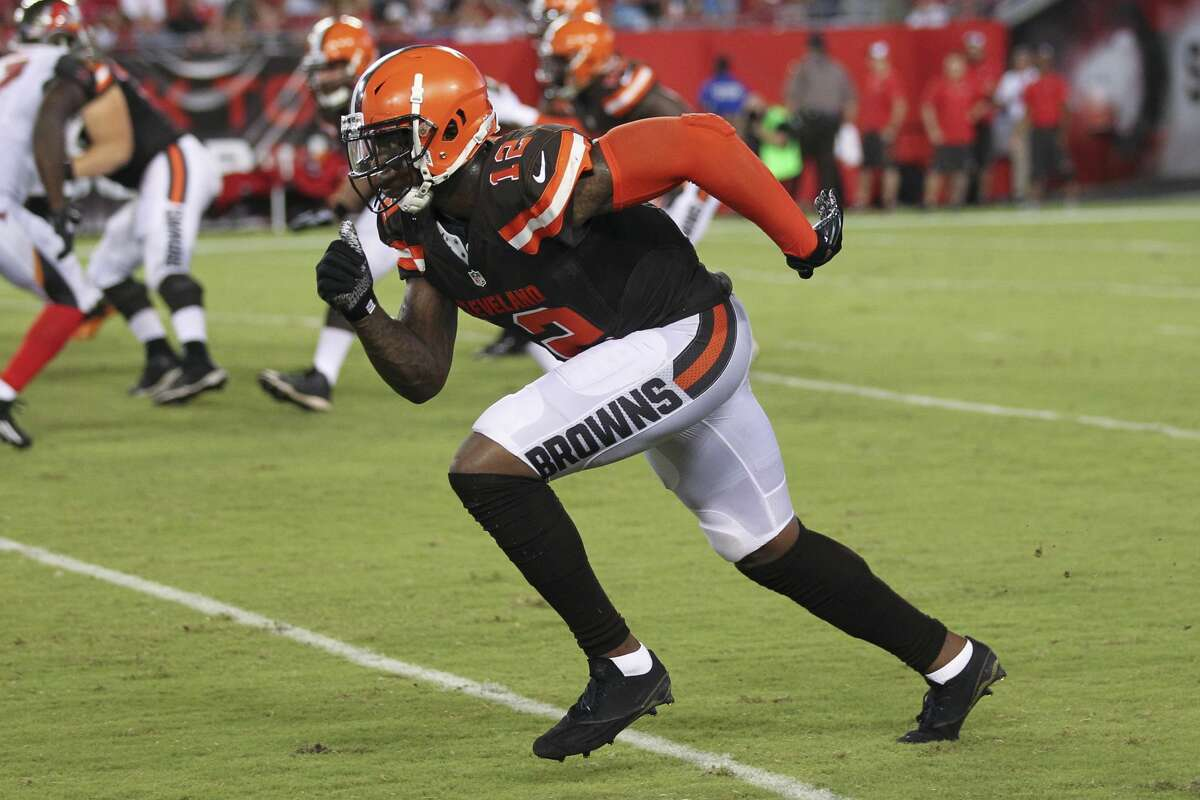 32. Cleveland Browns (0-8)Previous: 32 Two pieces of good news this week for the Browns: 1. They didn't lose (they were on a bye). 2. The league reinstated former All-Pro receiver Josh Gordon.