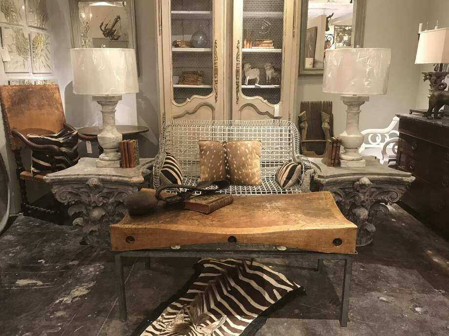 MAI/Memorial Antiques & Interiors has moved to a 19,000-square-foot showroom at the Houston Design Center. Its grand opening is Nov. 7, 2017. Photo: Photo Courtesy Of Memorial Antiques & Interiors