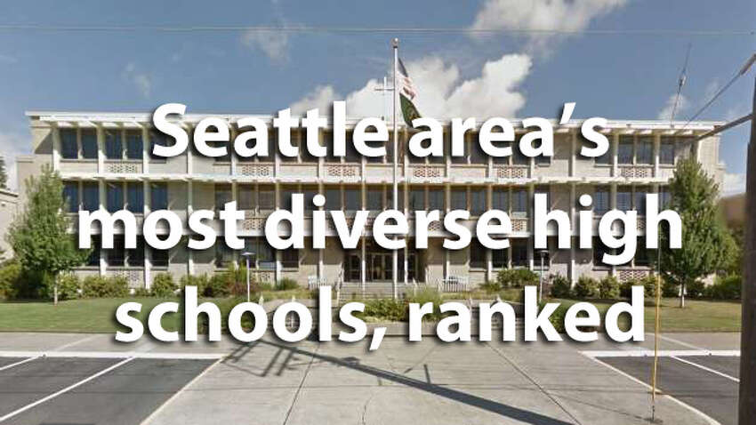 School ranking site Niche weighs in on the student diversity of our local schools. See which ones made the top 20 for the greater Seattle area.