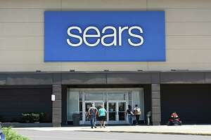 Exterior of Sears in Colonie Center on Wednesday, July 5, 2017 in Colonie, N.Y. The landlord managing the former Colonie Center store is marketing the large space as a possibility for several tenants. (Lori Van Buren / Times Union archive)