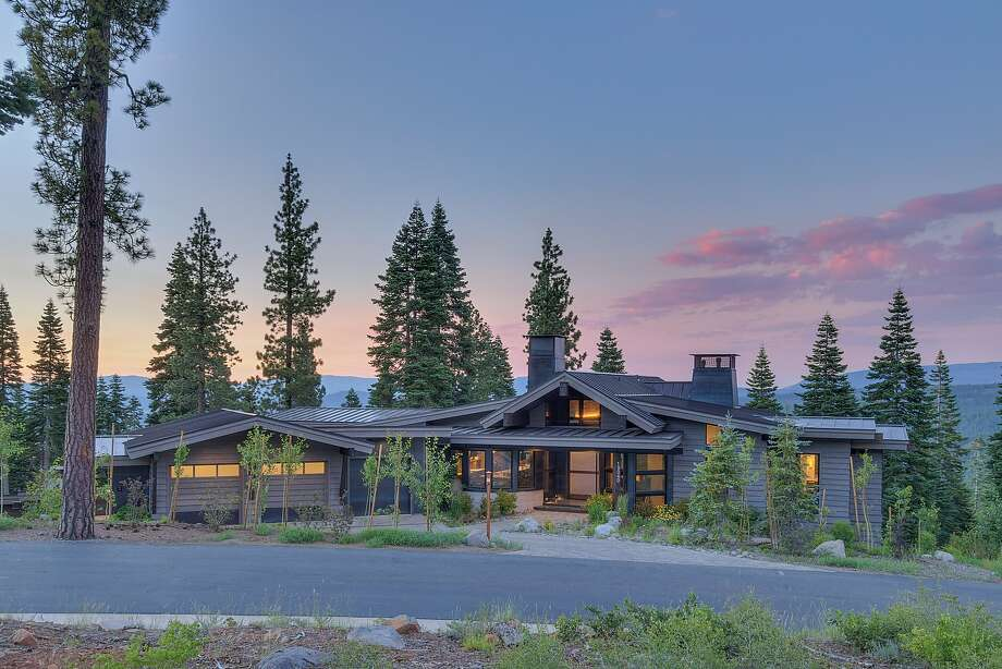 19040 Glades Place in Truckee is a six-bedroom, ski-in/ski-out residence available for $6.9 million.  Photo: Vance Fox