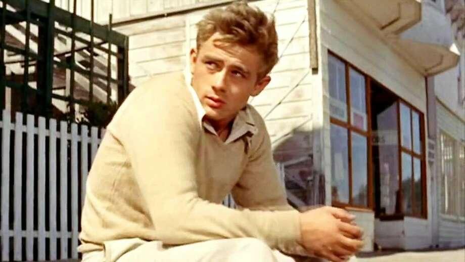 "James Dean stars in Elia Kazan's adaptation of ""East of Eden."" Photo: Warner Bros., 1955"