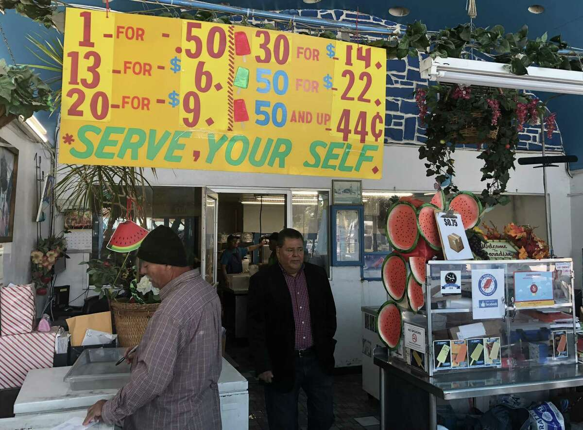 The prices are reasonable at El Paraíso in San Antonio - 50 cents each unless bought in bulk, then the price goes down.