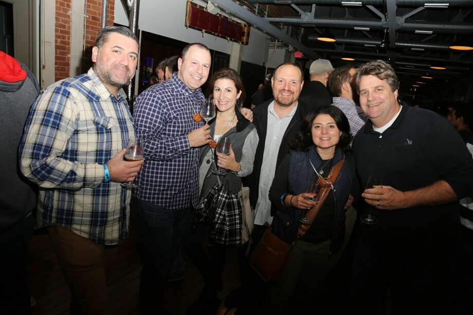 The fourth annual Connecticut Brewers Festival was held at Two Roads in Stratford on November 6, 2017. Festival goers enjoyed beer samples from local breweries and food from Valencia, Caseus and Local Meatball. Were you SEEN? Photo: Derek T. Sterling/Hearst CT Media