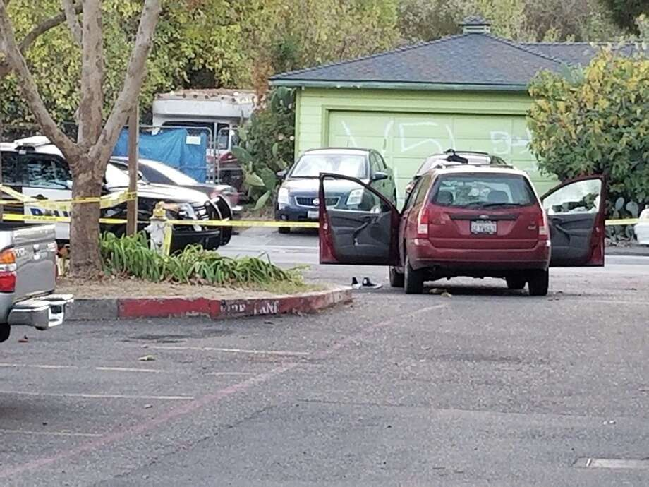 Police are investigating a shooting in Santa Rosa that sent one man to the hospital with multiple gunshot wounds.