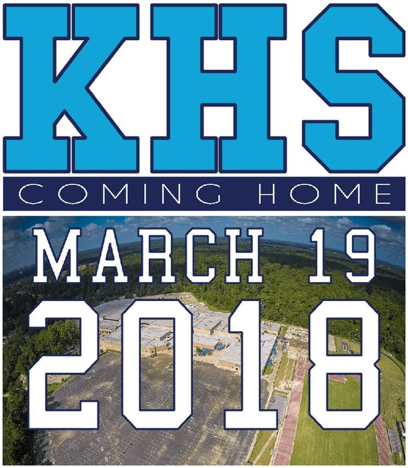 Humble ISD aims to get Kingwood High School students back on campus by March 19. Photo: Courtesy