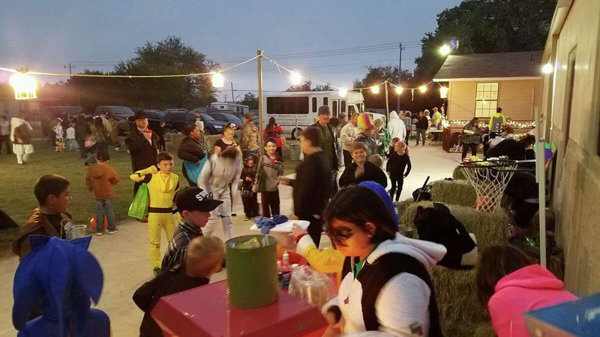 Just five days before one of the most deadly shootings in Texas history, the shooter was among dozens that attended the annual fall festival at the First Baptist Church of Sutherland Springs. (Facebook photo)