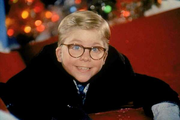 A CHRISTMAS STORY -- Peter Billingsley as Ralph from A Christmas Story.