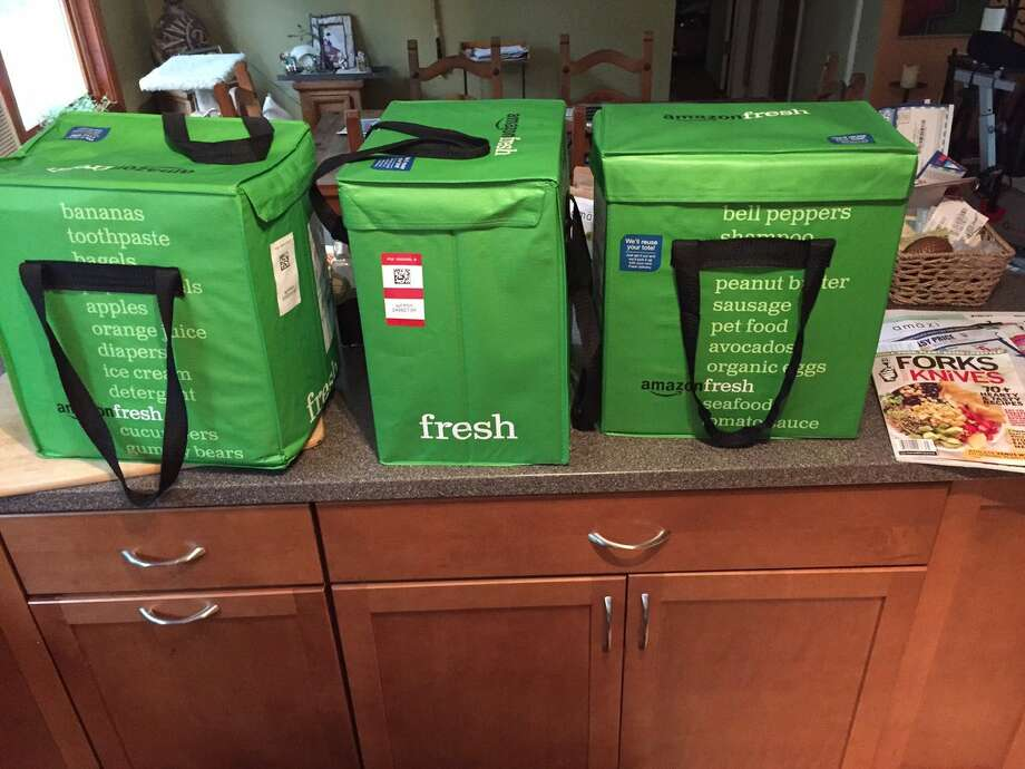 Not So Fresh Amazon Cutting Back On Grocery Delivery Service