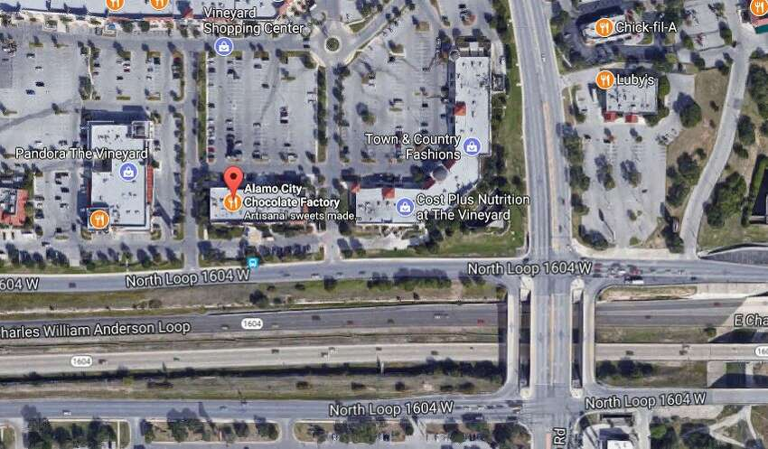 Alamo City Chocolate Factory 1203 N FM 1604 W 10/12/2017