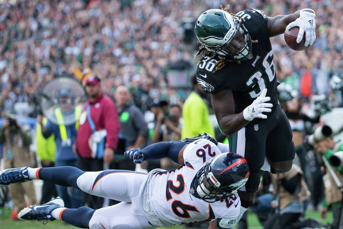 JOHN McCLAIN'S NFL POWER RANKINGS: WEEK 10  1. Philadelphia 8-1  Last week: 1  The Eagles are the best team in the NFL, and they're getting a well-deserved bye to prepare for their run to the Super Bowl.