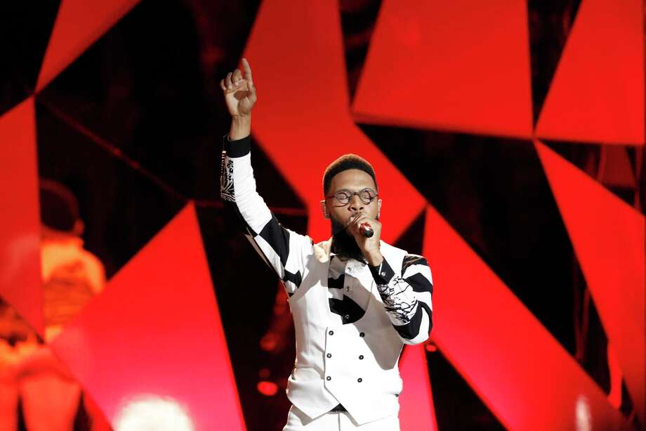 TSoul was a top 10 finalist on The Voice. Photo: NBC / 2017 NBCUniversal Media, LLC