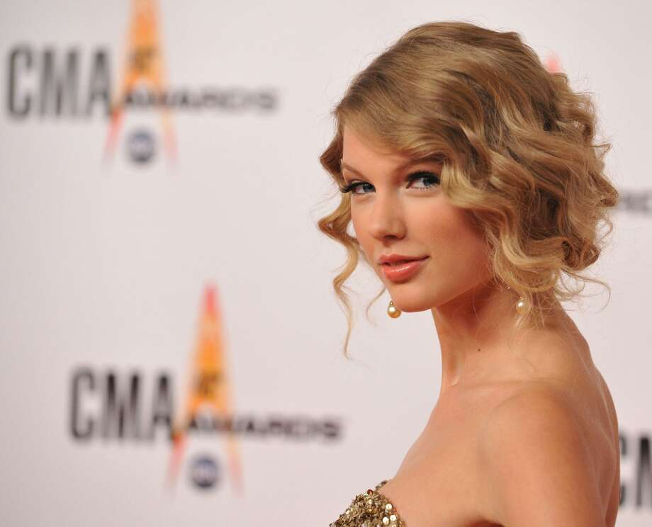 Taylor Swift:Despite her usual presence across the Grammy nomination, the singer was only nominated for two categories - none of which were among the four biggest. Photo: Jon Kopaloff/FilmMagic