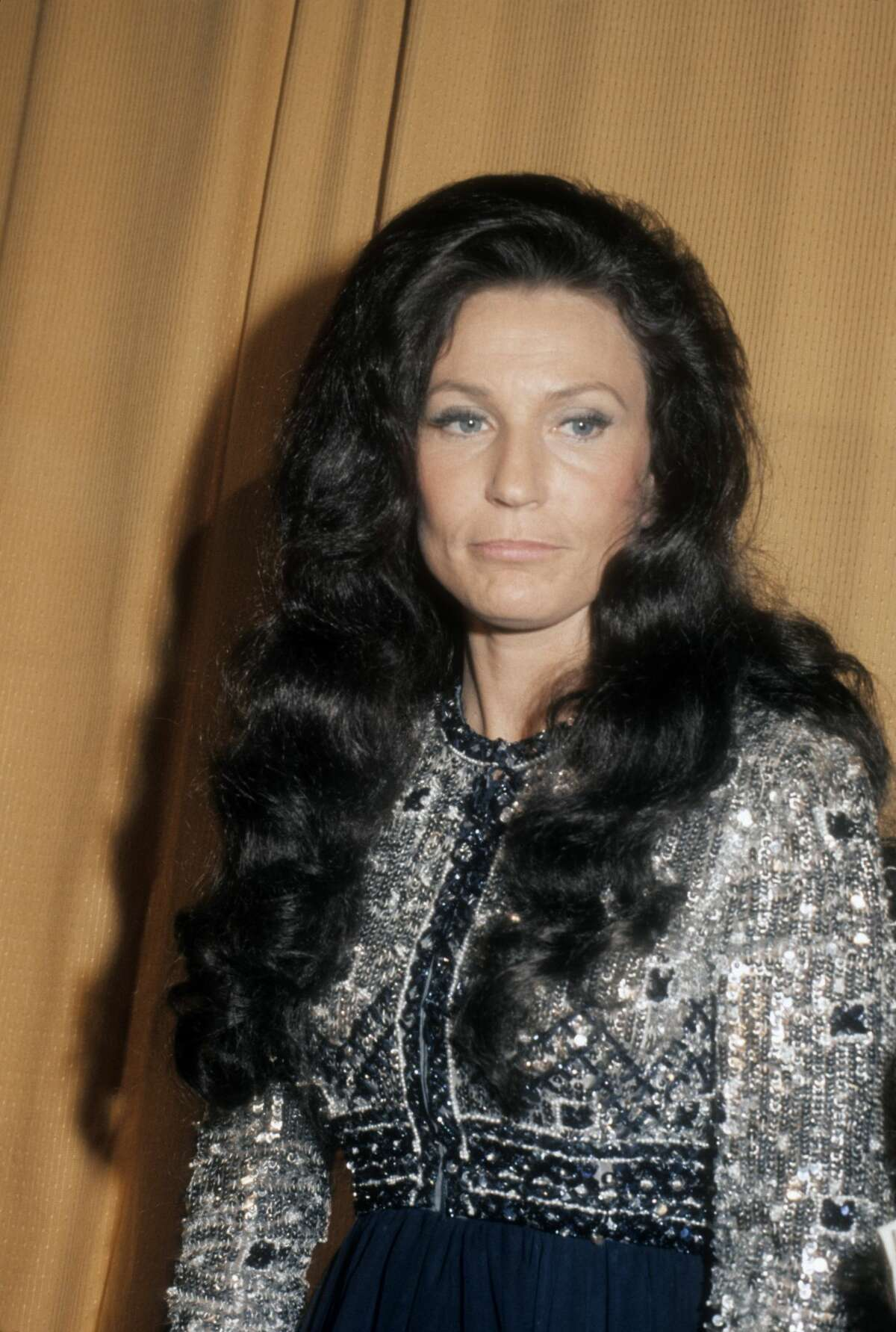 Country singer Loretta Lynn attends the 6th Annual CMA Awards at the Ryman Auditorium in 1972 in Nashville, Tennessee.