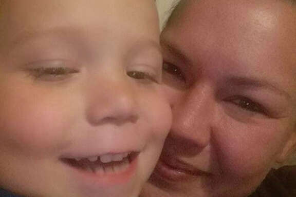 p.p1 {margin: 0.0px 0.0px 0.0px 0.0px; font: 12.0px 'Lucida Grande'}  Joann Ward and her son, Ryland Ward, who was in critical condition at University Hospital Monday night