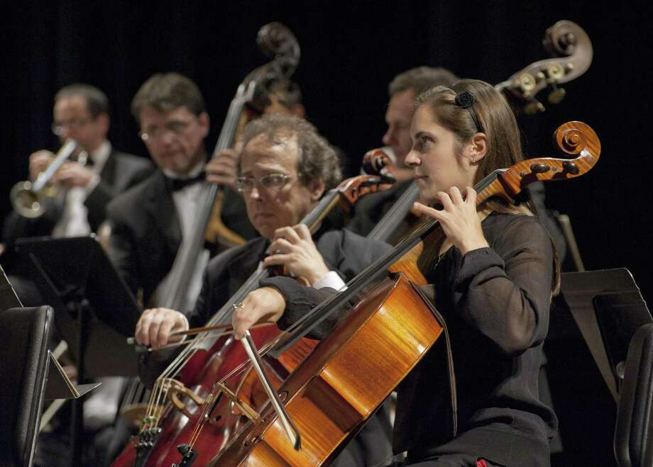 The Ridgefield Symphony Orchestra is nearing the end of its search for a new permanent conductor. Photo: Kenneth Kast /Contributed Photo / The News-Times Contributed
