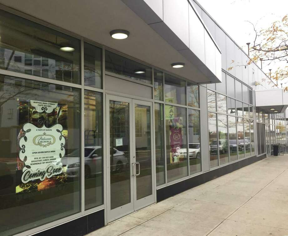 Patisserie Salzburg is set to open by March 2018, at 2 Harbor Point Road, in the South End of Stamford, Conn. Photo: Paul Schott