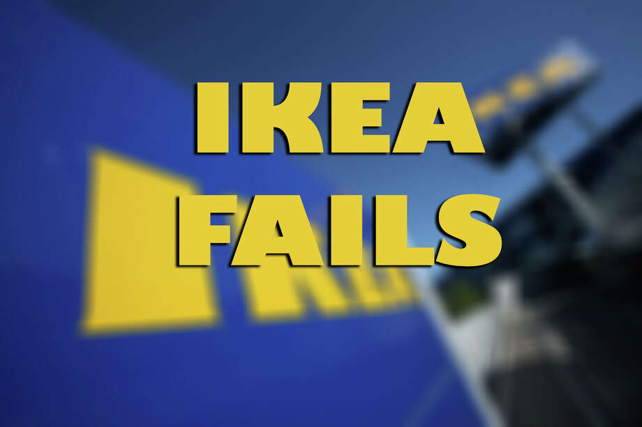 "Devoted IKEA fans love sharing their favorite ""hacks"" for IKEA products. However, those well-intended repurposings don't always go as planned ... Photo: Mark Lennihan/Associated Press"