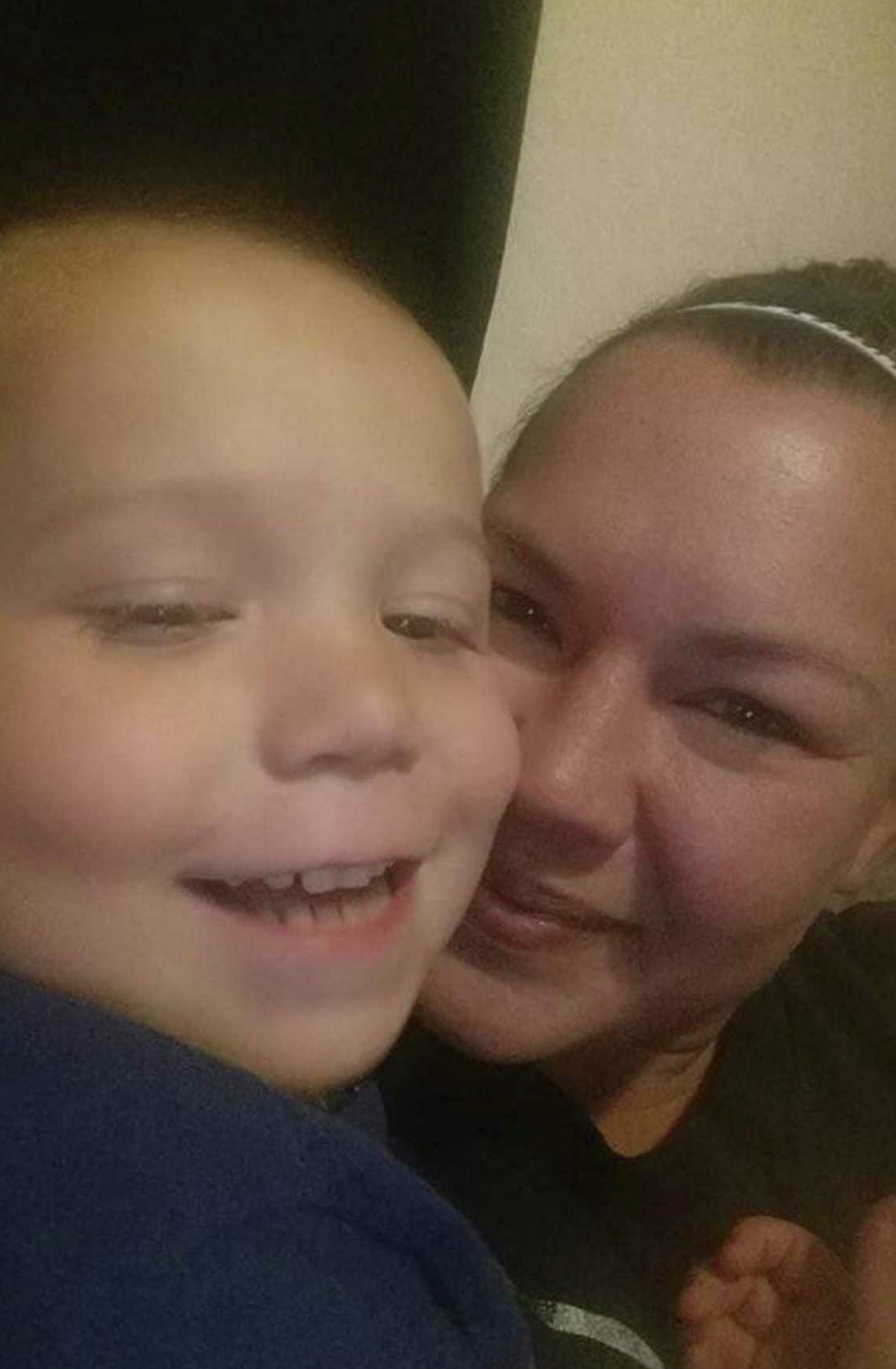 Joann Ward died at First Baptist Church in Sutherland Springs. Her son, Ryland Ward, who was in critical condition at University Hospital on Monday night.