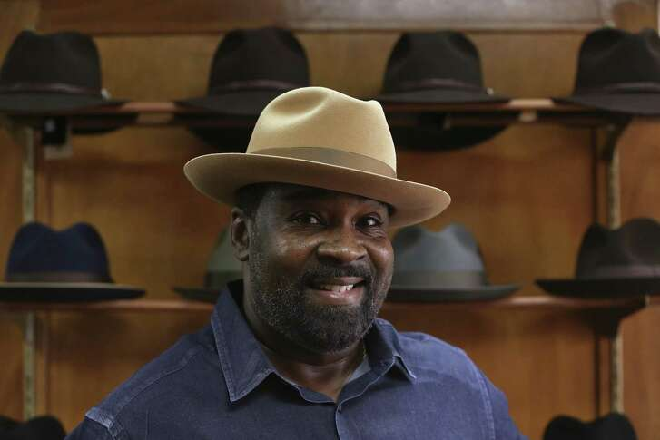 When in doubt, seek the experts. Your finer hatters, such as Duke & Duke Men's Dress Hats and Paris Hatters, can address with authority any qualms or questions you may have about upgrading your headwear. Here, Arthur Duke Jr. offers some extra inspiration by modeling a Biltmore pecan color Governor fedora.