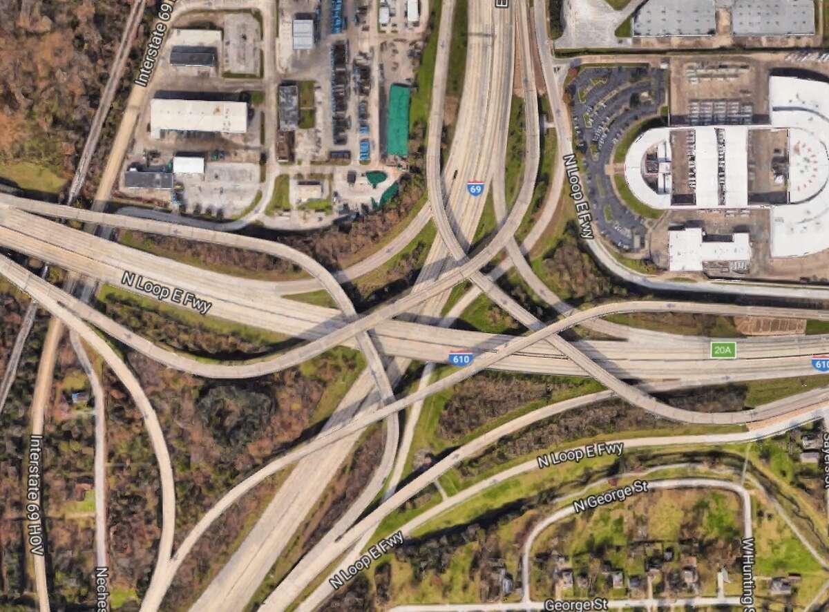 U.S. 59/610 West Loop InterchangeDescription: Reconstruct interchangeEstimated completion date: Spring 2021Cost: $287 million