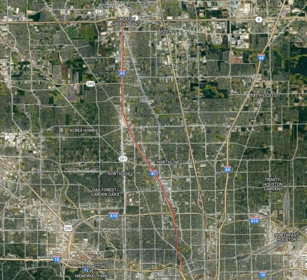 Sh sh show me my house on google earth - North Freewaydescription Expand From Downtown To Beltway 8estimated Completion Date Tbd Anticipating Environmental
