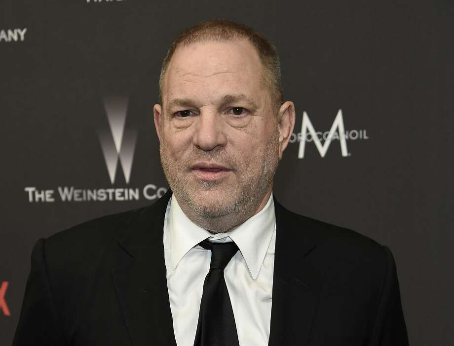 FILE - In this Jan. 8, 2017, file photo, Harvey Weinstein arrives at The Weinstein Company and Netflix Golden Globes afterparty in Beverly Hills, Calif. The New York Times says it's inexcusable that lawyer David Boies' firm tried to halt the newspaper's investigation into sexual harassment charges against Hollywood mogul Harvey Weinstein while it was also working on other matters for the Times. (Photo by Chris Pizzello/Invision/AP, File) Photo: Chris Pizzello, Associated Press