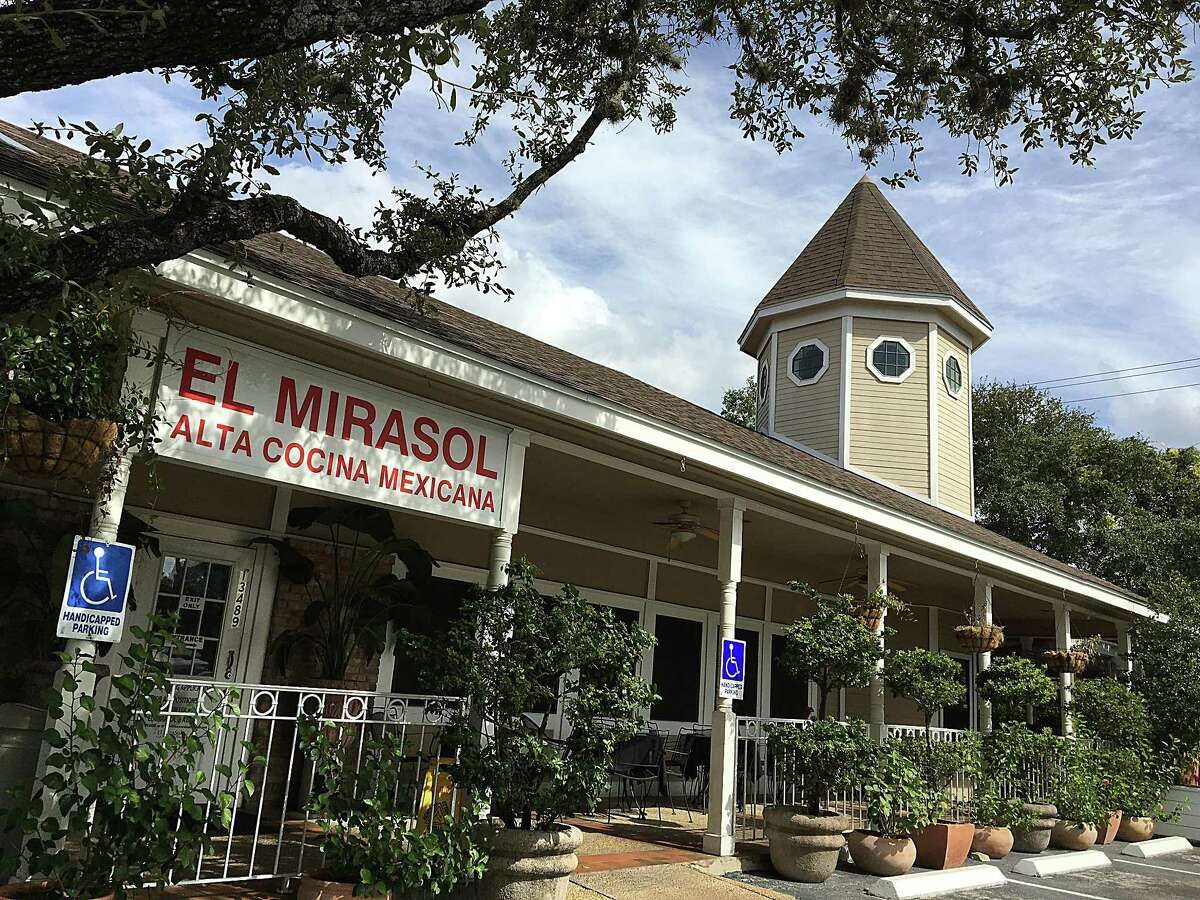 El Mirasol on Blanco Road.