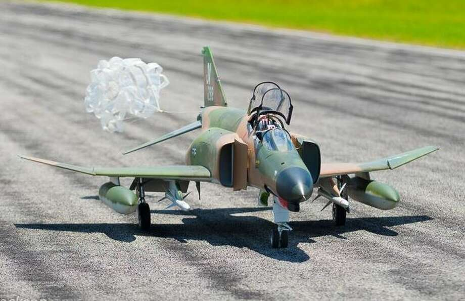 The Fort Bend Radio Control Club will host its second annual Open Fly-in and Model Air Show on Saturday, Nov. 11, in Rosenberg. The public is invited to this event which highlights a variety of radio-controlled model aircraft. Photo: Fort Bend Radio Control Club