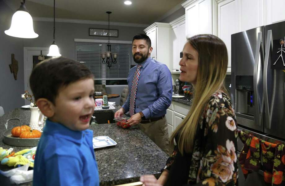 Click through the slideshow to view 7 common misconceptions about infertility.Kristen and Chris Guerra had to undergo IVF treatment before the birth of their son Paxton, now 3. They concede there was a lot they didn't know about infertility treatments when they started out.  Photo: Ron Cortes /For The Express-News