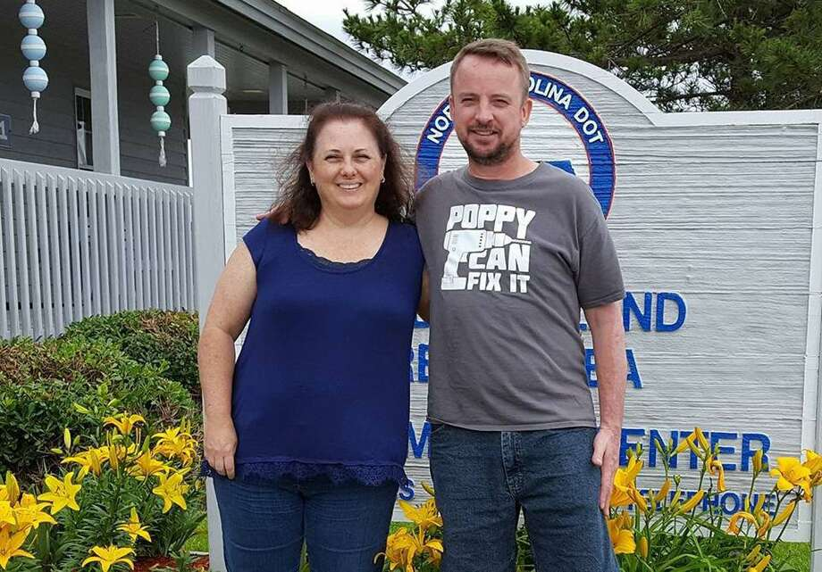 Shani and Robert Corrigan Photo: Courtesy Photo