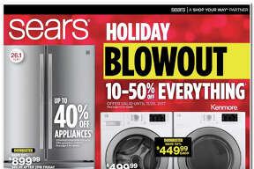 Sears has released its 2017 Black Friday Doorbuster ad. Prices and promotion begin on Thursday, Nov. 23 at 6 p.m. and are subject to change and availability, based on the retailer's determination.
