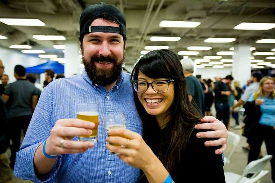 A moment from last year's Foxwoods craft beer event. Photo: Foxwoods / Contributed