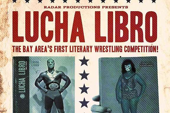 RADAR Productions is throwing its first Lucha Libro.