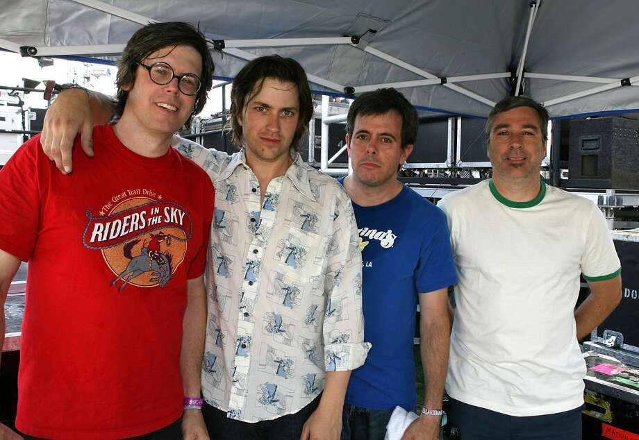 Old 97's: The Dallas-based alternative country band and the Seratones will perform Wednesday, Nov. 8 at Avenida Plaza. Party on the Plaza is from 6 to 10 p.m.More Details: www.discoverygreen.com Photo: Frazer Harrison/Getty Images