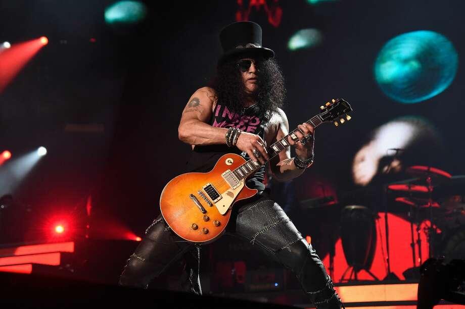 Slash September 26, House of Blues Photo: Kevin Mazur/Getty Images For Live Nation