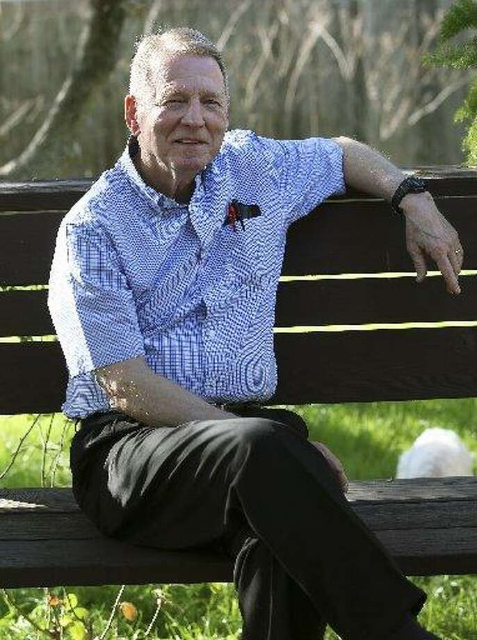 Former UTSA basketball coach Don Eddy relaxing at his home in San Antonio on Feb. 19, 2016. Eddy died earlier this month. Photo: Tom Reel /Express-News