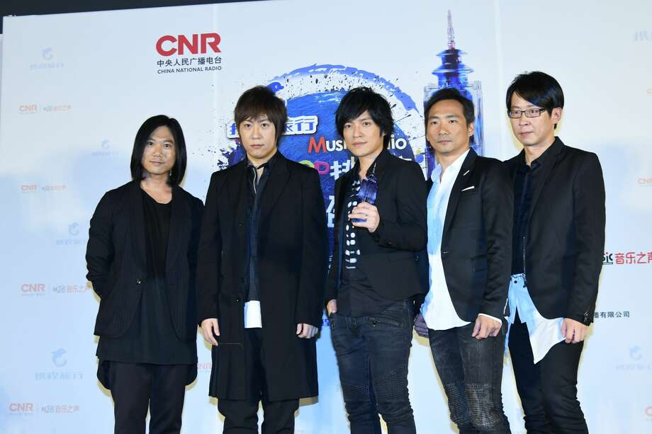 Mayday: The Taiwanese rock band will perform at the Smart Financial Centre Wednesday, Nov. 15 at 8 p.m.More Details: www.smartfinancialcentre.net Photo: VCG/VCG Via Getty Images