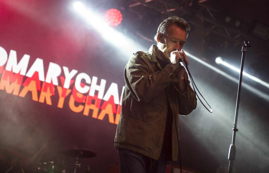 The Jesus and Mary Chain: The rock band will perform at White Oak Music Hall Wednesday, Nov. 8 at 7 p.m.More Details:www.whiteoakmusichall.com Photo: Katja Ogrin/Redferns