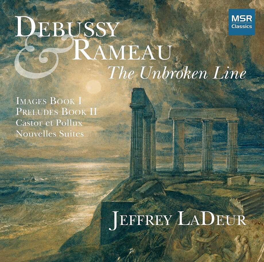 Debussy and Rameau, Keyboard Works Photo: MSR Classics