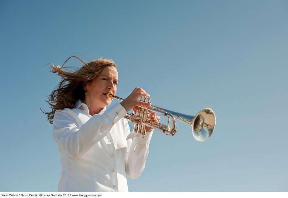 Sarah Wilson of the Sarah Wilson Quintet is scheduled to perform at the Healdsburg Jazz FestivalJazz Jam Benefit Concert on Sunday, Nov. 12. Photo: Courtesy Healdsburg Jazz Festival�Jazz