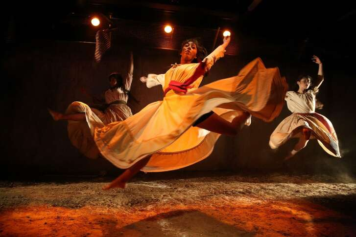 """Austin-based Proyecto Teatro will perform the original multi-disciplinary piece """"Brujas"""" during the 2017 edition of Luminaria."""
