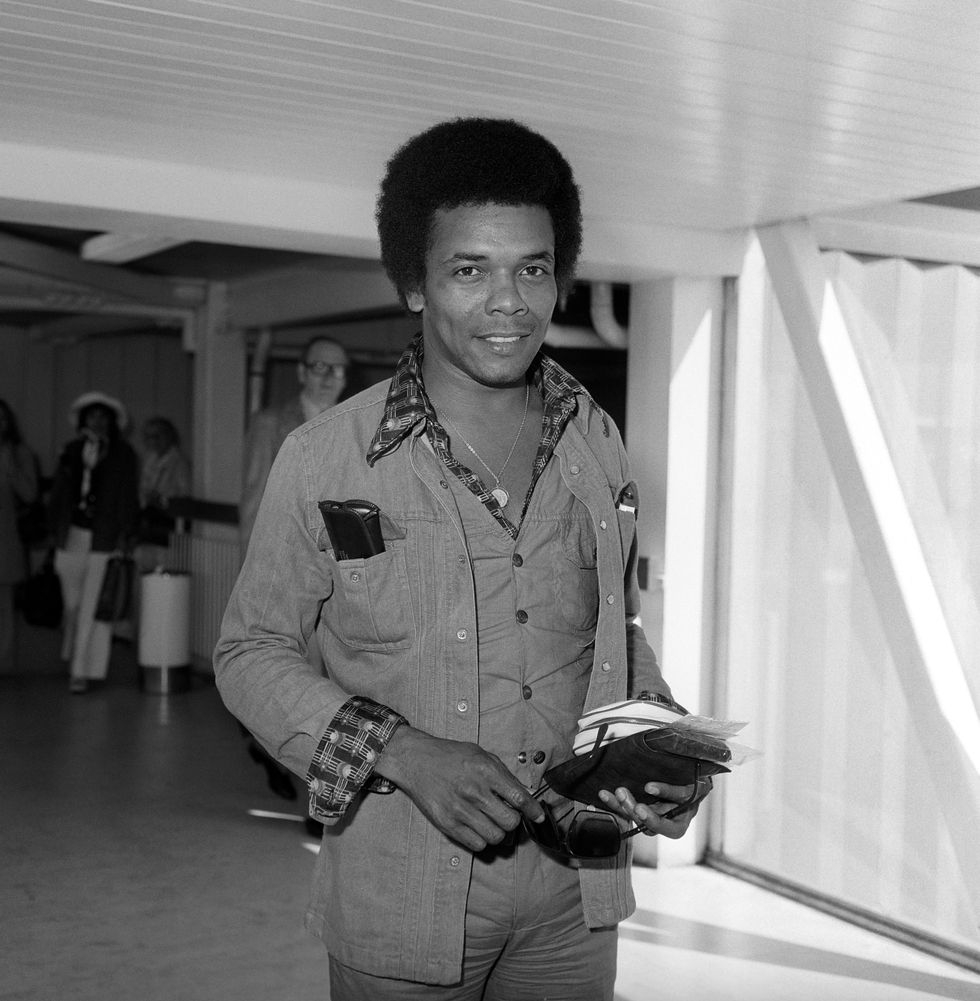 Johnny Nash Singer Of I Can See Clearly Now Dies At 80 Beaumont Enterprise