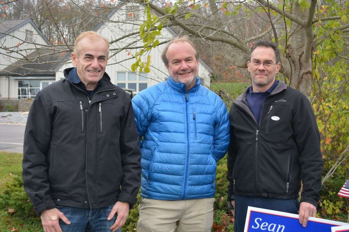 Election Day in Haddam