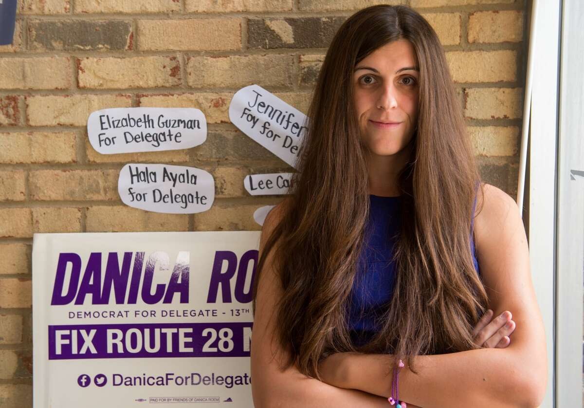 Democrat Danica Roem ousted longtime incumbent Del. Robert Marshall, R, Tuesday, according to preliminary returns, becoming the first openly transgender elected official in Virginia - and one of very few in the nation. >> See some of the other most powerful LGBTQ personalities in the country.