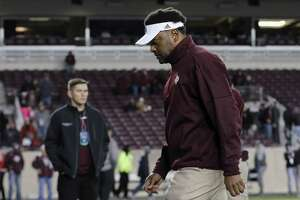 A 49-25 record during his six seasons at Texas A&M might not help coach Kevin Sumlin retain his job in the wake of an ongoing lack of success against SEC West teams.