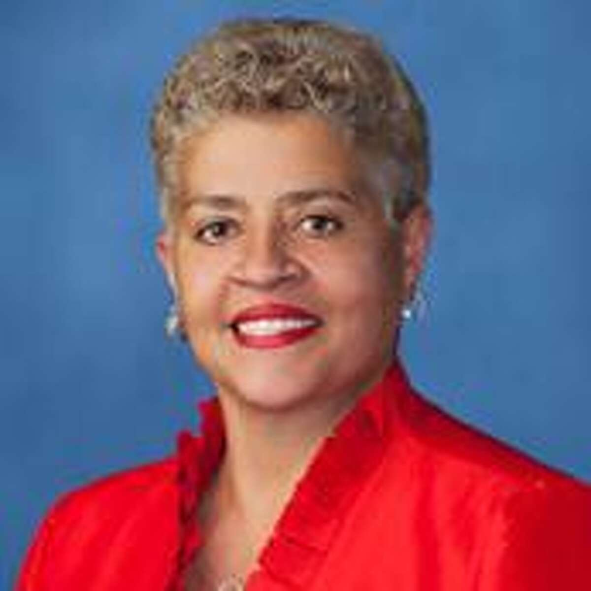 Carolyn Evans-Shabazz is an incumbent candidate for Houston Community CollegeÂ?'s board of trustees.