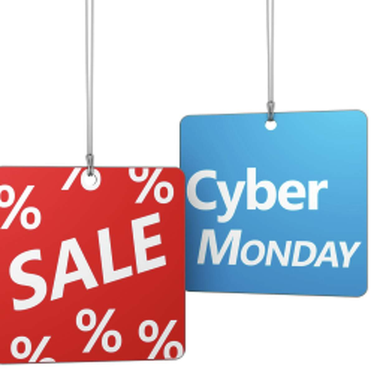 You Have to Shop Online on Cyber Monday It's true that most deals are found online the Monday following Black Friday. However, since clothing is usually one of the most popular items on sale that day, stores will often offer coupons good for both online and in-store use.