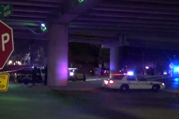 A man was killed late Tuesday after gunfire near a Midtown homeless encampment. (Metro Video)