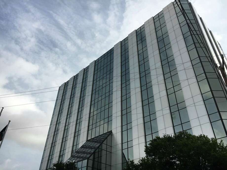 "The headquarters of Harte Hanks are located at McAllister Plaza on the North Side. A Houston-based hedge fund, Fondren Management, is demanding that Harte Hanks take immediate action to ""enhance"" its corporate governance. Photo: Rye Druzin /"
